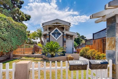 2370 Vancouver Ave, San Diego, CA 92104 - MLS#: 210016346