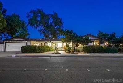 303 S Westwind Drive, El Cajon, CA 92020 - MLS#: 210016707