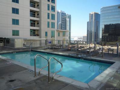 425 W Beech St UNIT 105, San Diego, CA 92101 - MLS#: 210017016
