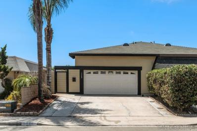 1542 Connoley Ave, Chula Vista, CA 91911 - MLS#: 210017125