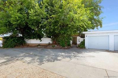 627 Dorothy Street, El Cajon, CA 92019 - MLS#: 210017135