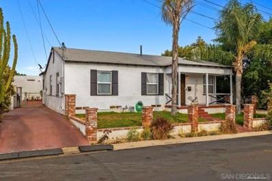 2509 34th Street, San Diego, CA 92104 - MLS#: 210017286