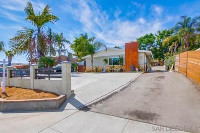 12907 Julian Ave., Lakeside, CA 92040 - MLS#: 210017586