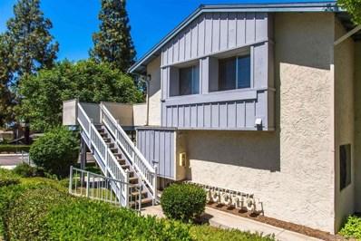 10384 Alphonse St Unit E6, Santee, CA 92071 - MLS#: 210017847