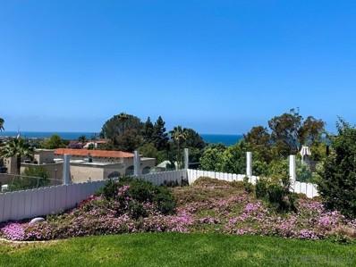 415 Hilmen Pl, Solana Beach, CA 92075 - MLS#: 210018135
