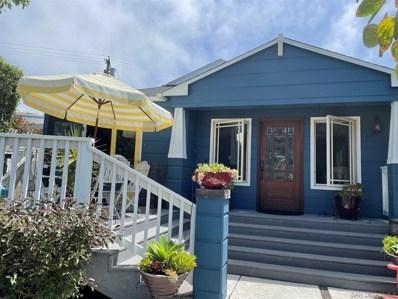 5559 La Jolla Hermosa Ave, La Jolla, CA 92037 - MLS#: 210018712