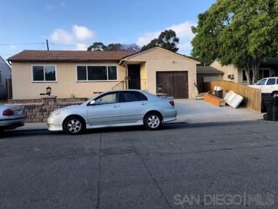 3023 55th Street, San Diego, CA 92105 - MLS#: 210018744