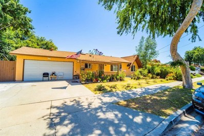 9027 Davenrich, Spring Valley, CA 91977 - MLS#: 210018779