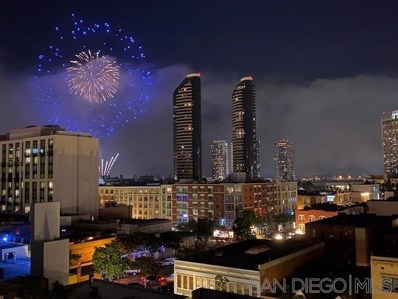 575 6th Ave UNIT 606, San Diego, CA 92101 - MLS#: 210018956