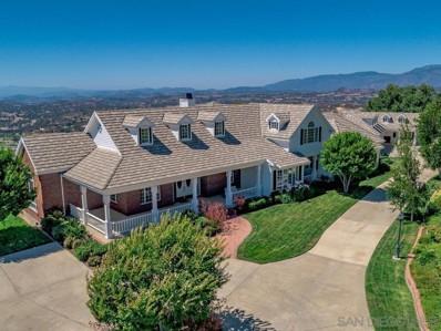 14490 Ridge Ranch Rd, Valley Center, CA 92082 - MLS#: 210019037