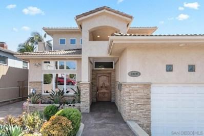 1829 Torrance St, San Diego, CA 92103 - MLS#: 210019178