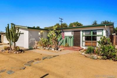 4657 Pocahontas Ave, San Diego, CA 92117 - MLS#: 210019251