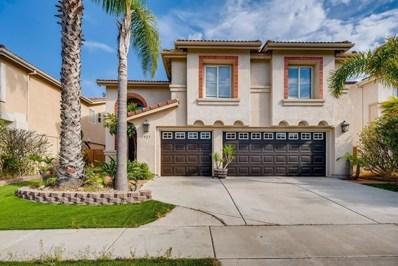 4927 Wheelhouse Dr, San Diego, CA 92154 - MLS#: 210019294