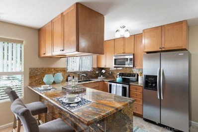 1376 Oliver Ave. UNIT 4, San Diego, CA 92109 - MLS#: 210019326