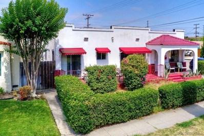 3446 Bancroft, San Diego, CA 92104 - MLS#: 210019386