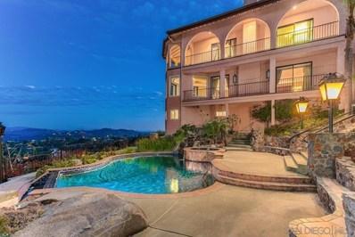 9505 Meadow Mesa Drive, Escondido, CA 92026 - MLS#: 210019541