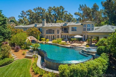 6397 Clubhouse Drive, Rancho Santa Fe, CA 92067 - MLS#: 210019594