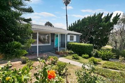 2655 Sunset St, San Diego, CA 92110 - MLS#: 210019960