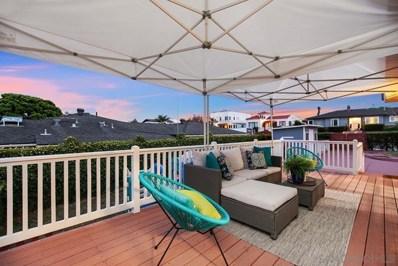 2507 Chatsworth Blvd, San Diego, CA 92106 - MLS#: 210020351
