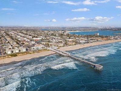 4286 Fanuel St, Pacific Beach (San Diego), CA 92109 - MLS#: 210020481