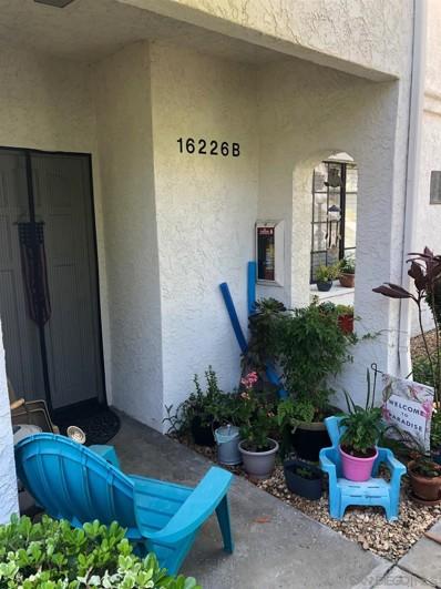 16226 Avenida Venusto UNIT B, San Diego, CA 92128 - MLS#: 210020658