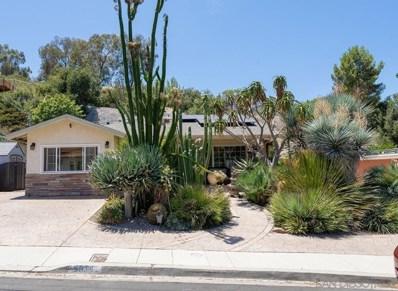 3934 Marron St, San Diego, CA 92115 - MLS#: 210020825