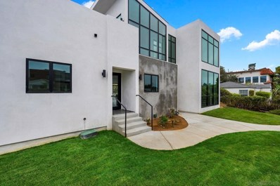 3505 Talbot Street, San Diego, CA 92106 - MLS#: 210021130