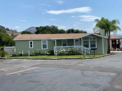3909 Reche Rd UNIT 179A, Fallbrook, CA 92028 - MLS#: 210021176