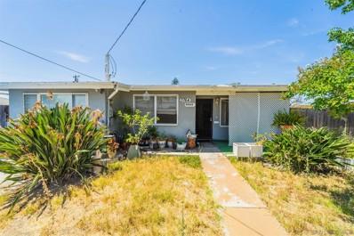 3764 Boren, San Diego, CA 92115 - MLS#: 210021286