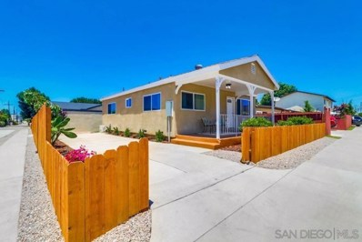 579 10th Street, Imperial Beach, CA 91932 - MLS#: 210021517
