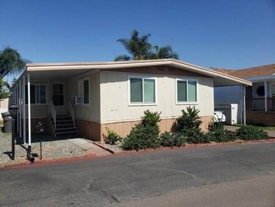 2907 S Santa Fe Ave. UNIT 75, San Marcos, CA 92069 - MLS#: 210021887
