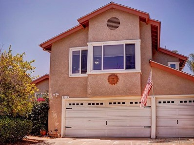9512 Amster Drive, Santee, CA 92071 - MLS#: 210022349