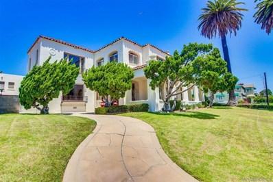2478 Rosecrans St, San Diego, CA 92106 - MLS#: 210023424