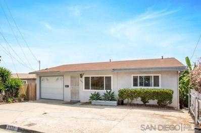 2880 Callejon, San Diego, CA 92139 - MLS#: 210024097