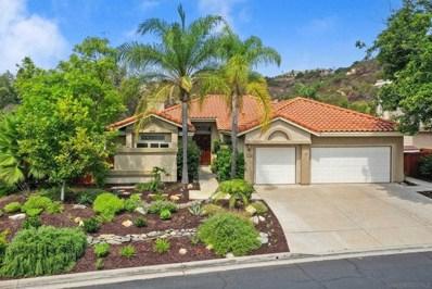 2346 Monarch Ridge Cir, El Cajon, CA 92019 - MLS#: 210024566
