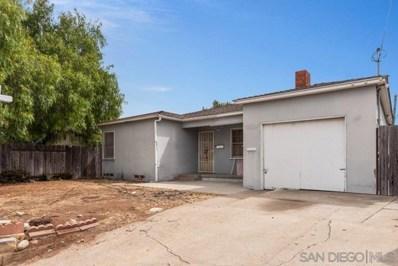 1885 Skyline Dr, Lemon Grove, CA 91945 - MLS#: 210024674
