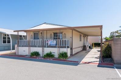 4616 N River Road UNIT 66, Oceanside, CA 92056 - MLS#: 210025734
