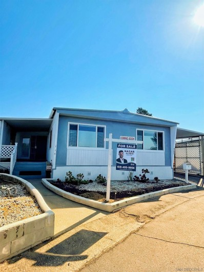 13300 Los Coches Rd E SPC 117, El Cajon, CA 92021 - MLS#: 210025936