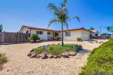 715 Monterey Ln, Vista, CA 92084 - MLS#: 210026210