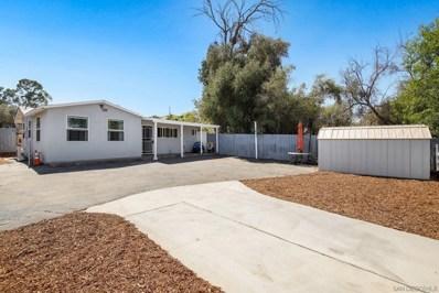 129 S Brandon Rd, Fallbrook, CA 92028 - MLS#: 210026966