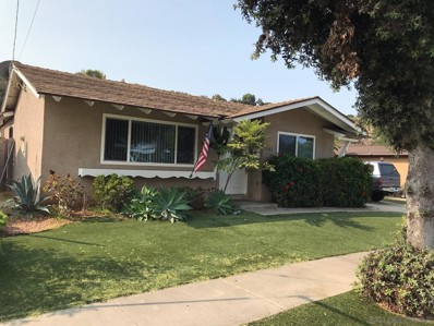 5161 Gardena Avenue, San Diego, CA 92110 - MLS#: 210027147