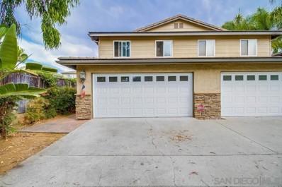 8980 Lamar UNIT 9, Spring Valley, CA 91977 - MLS#: 210027219