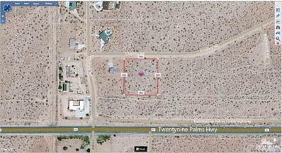 60225 Chollita Road, Joshua Tree, CA 92252 - MLS#: 215035022DA