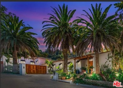 9696 Antelope Road, Beverly Hills, CA 90210 - MLS#: 21674720
