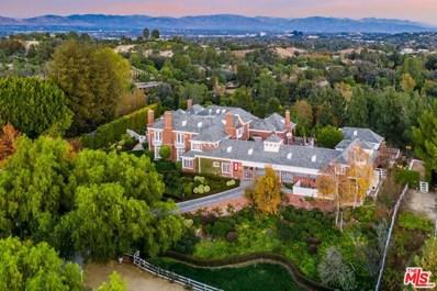 25045 Jim Bridger Road, Hidden Hills, CA 91302 - MLS#: 21675452