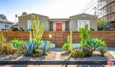 4956 Clinton Street, Los Angeles, CA 90004 - MLS#: 21676102