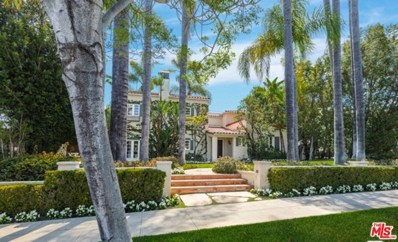 611 N Rexford Drive, Beverly Hills, CA 90210 - MLS#: 21676768