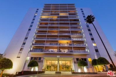 999 N Doheny Drive UNIT 705, West Hollywood, CA 90069 - MLS#: 21677278
