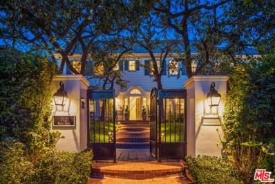 712 N Maple Drive, Beverly Hills, CA 90210 - MLS#: 21677556