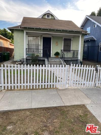 1308 E 58Th Street, Los Angeles, CA 90011 - MLS#: 21678250
